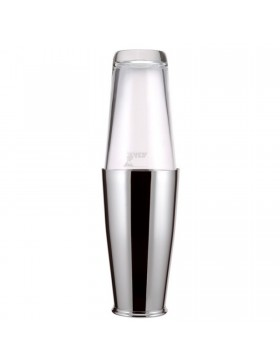 shaker vetro/inox 0.5 lt  professional easy ilsa