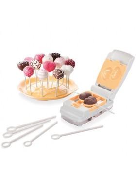 stampo per cake pops 6 forme delicia tescoma