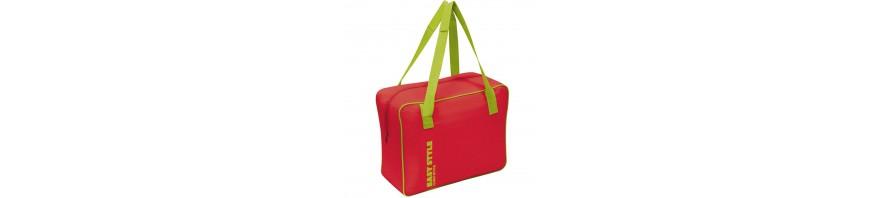 borsa termica c-bag rossa  20 lt gio' style