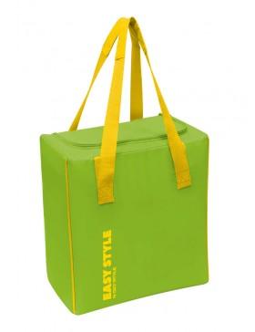 borsa termica c-bag verde  20 lt gio' style