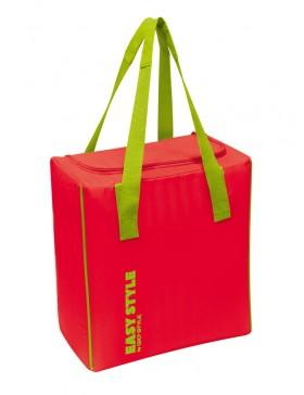 borsa termica v-bag rossa 25 lt gio' style