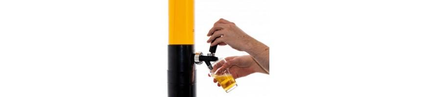 spillatore da tavolo per birra lt.5 hendi