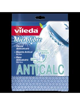 panno microfibre anticalcare vileda
