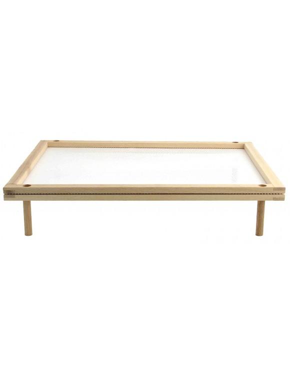 secca pasta legno e rete cm.52x40 calder