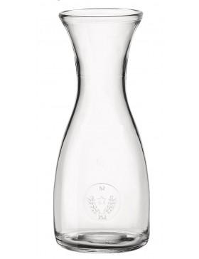 caraffa vetro misura bollata  0.25 lt. rocco bormioli