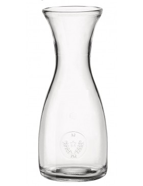 caraffa vetro misura bollata 0.5 lt. rocco bormioli