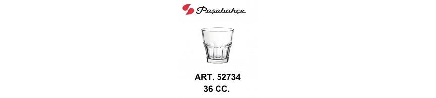 bicchiere casablanca pasabahce cc.36 conf. 12 pz.