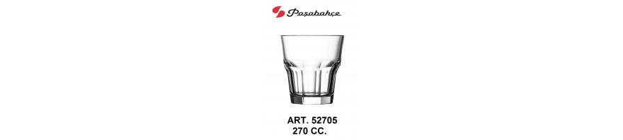 bicchiere casablanca pasabahce cc.270 conf. 12 pz.