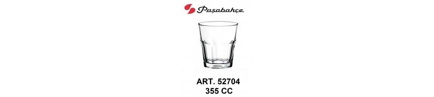 bicchiere casablanca pasabahce cc.355 conf. 12 pz.