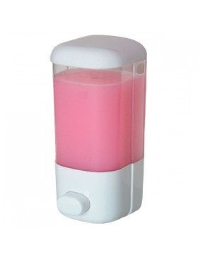 dosatore / dispenser da parete 500 ml saniplast