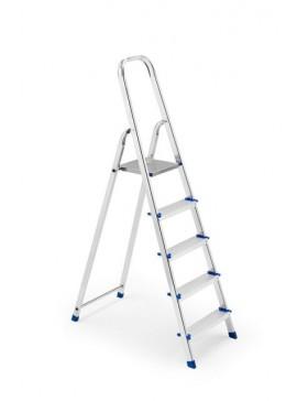scala in alluminio 5 scalini europiuma framar